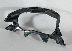 バイク用品 外装MAGICAL RACING マジカルレーシング カウルインナーパネル 綾織りカーボン ZRX1200DAEG 09-(ワイドアッパーカウル用)001-ZRX129-151A 4548916575794取寄品 セール