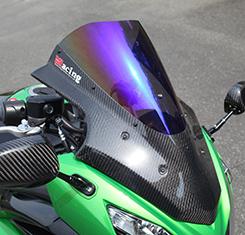 バイク用品 外装MAGICAL RACING マジカルレーシング バイザースクリーン 綾織.C クリア NINJA400 14-001-Nin414-04A0 4548916575961取寄品 セール