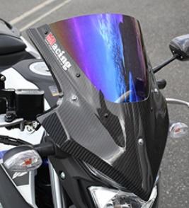 バイク用品 外装MAGICAL RACING マジカルレーシング バイザースクリーン 平織.C Sコート MT-25 15-001-MT2515-040S 4548916737918取寄品 セール