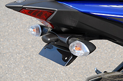 バイク用品 外装MAGICAL RACING マジカルレーシング フェンダーレスキット FRP黒 YZF-R25 15- MT-25001-YZR215-9101 4548916803002取寄品 セール