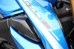 バイク用品 外装MAGICAL RACING マジカルレーシング サイドインナーダクト ヒラオリカーボン GSX-S1000 16001-GSXS16-260C 4549950090809取寄品 セール