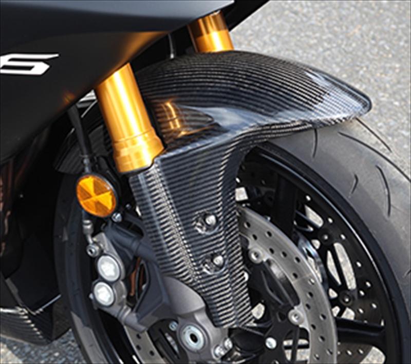 バイク用品 外装MAGICAL RACING マジカルレーシング フロントフェンダー 綾織カーボン YZF-R1 15- YZF-R6 17001-YZR115-400A 4549950741732取寄品 セール