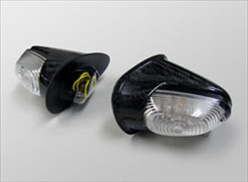 バイク用品 電装系MAGICAL RACING マジカルレーシング 右のみ フロントウインカーキット 綾織 YZF-R1 07-08001-YZR107-86RA 4549950874492取寄品 セール