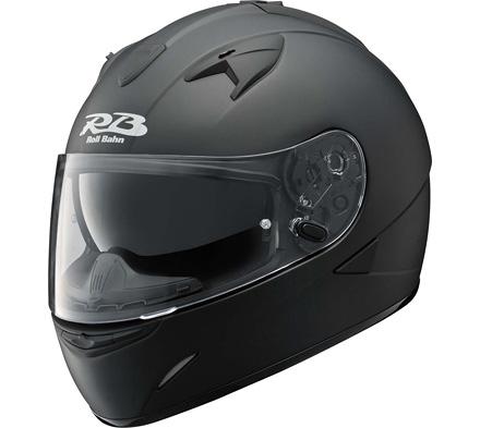 ヤマハ フルフェイスヘルメット YF-7 Roll Bahn ロールバーン マットブラック M