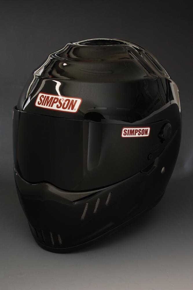 シンプソン SIMPSON SPEEDWAY RX12 BLK 57 《フルフェイス 取寄品》