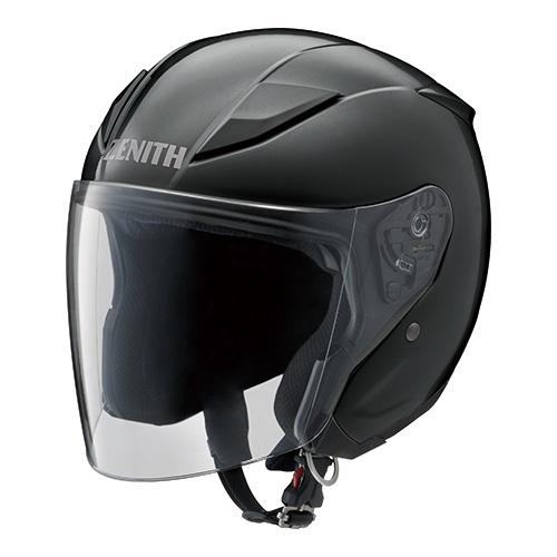 ヤマハ YJ-20 ゼニス メタルブラック L 《YAMAHA ZENITH ヘルメット ジェットタイプ ジェットオープンタイプ 907912344L00》