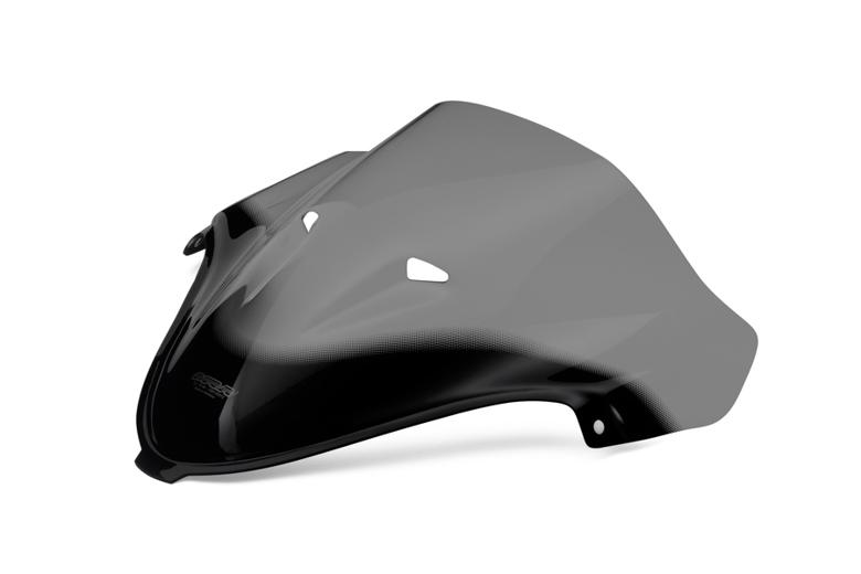 バイク用品 外装エムアールエー MRA スクリーンレーシング スモーク GSX1300R 99-074025066268672 4520616755379取寄品