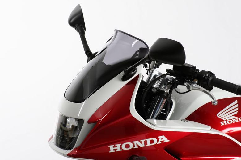 バイク用品 外装MRA エムアールエー スクリーンスポイラー クリア CB1300SB 05-134025066108305 4547424681706取寄品 セール