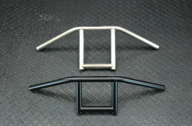 バイク用品 ハンドルNACELL ナセル BAT-BAR M(14cm) ステンマットブラック 4550255240011取寄品 セール
