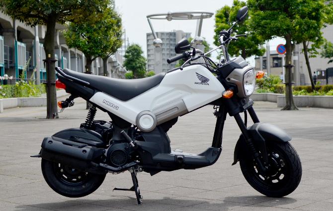【輸入新車110cc】HONDANAVI110【ダイレクトインポート】【はとやのバイクは乗り出し価格!全額カード支払OK!】