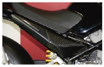 バイク用品 外装NEXRAY ネクスレイ サイドヒートプロテクターSET セミグロス MONSTER400 75031890611 4538792524467取寄品 セール
