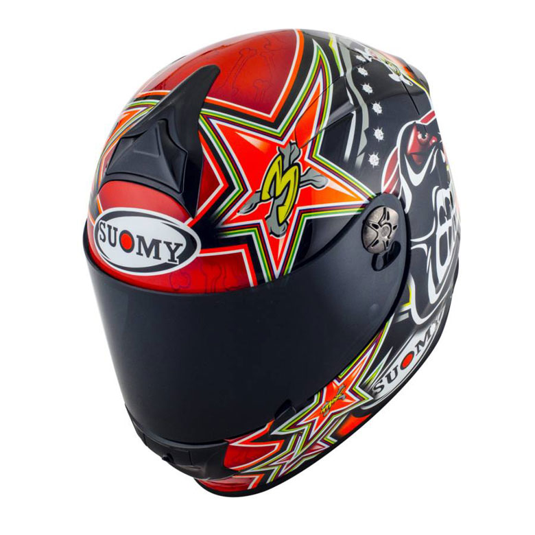 【SUOMY】【スオーミー】SSR0025 SUOMY SR-SPORT BIAGGI ビアッジ ヘルメット【SSR0025】