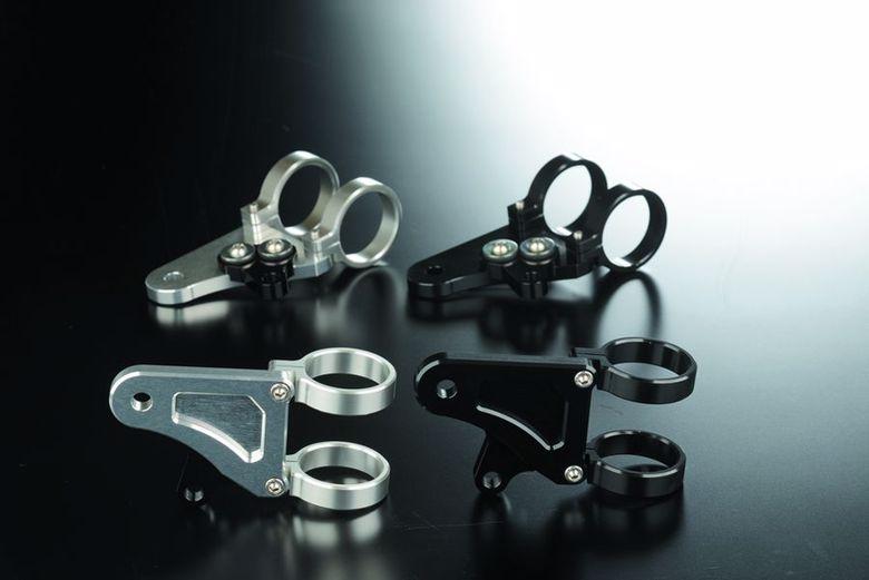 バイク用品 電装系NITRO RACING ナイトロレーシング ライトステーキット ブラック φ43SC-008RSB4 4547424169778取寄品 セール