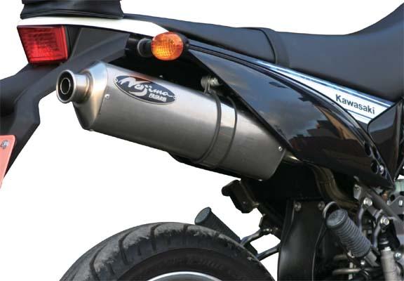 バイク用品 マフラーNOJIMA ノジマエンジニアリング ファサームM2 スリップオン D-TRACKER125 KLX125 10-16NMM631S-CLK 4548664273454取寄品 セール
