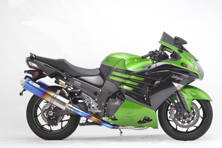 バイク用品 マフラーNOJIMA ノジマエンジニアリング HEATチタン フルエキゾースト 4-1-2SC ZX-14R US 12-15NTX645GTHW-CLK 4549950021438取寄品 セール