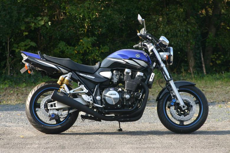 バイク用品 マフラーNOJIMA ノジマエンジニアリング メガホン フルEX 4-1SC ステンブラック XJR1300 03-06NMSX215MB-J 4549950577997取寄品 セール