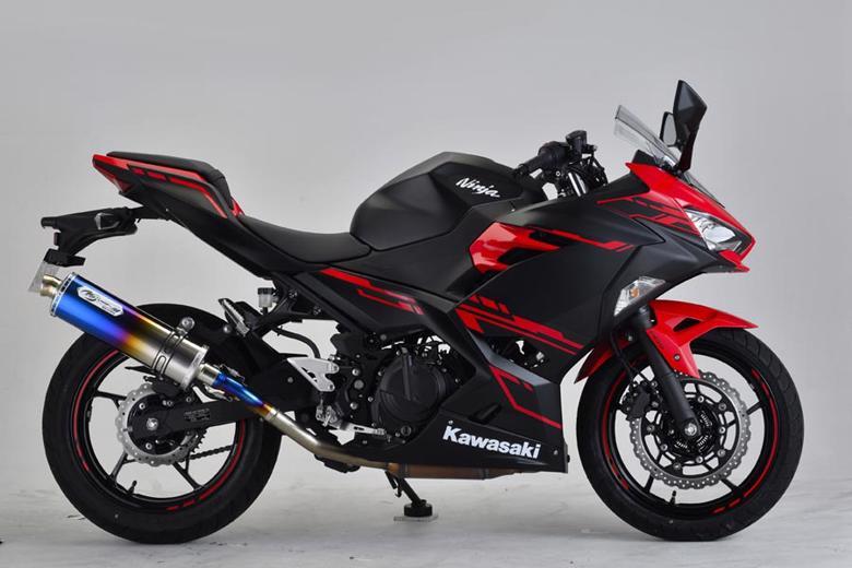 <title>バイクパーツ モーターサイクル オートバイ バイク用品 マフラーNOJIMA 超激安 ノジマエンジニアリング GTミドル スリップオン HEAT-TI Ninja250 400 18-20NMS656SGTMH-CLK 4549950908241取寄品 セール</title>