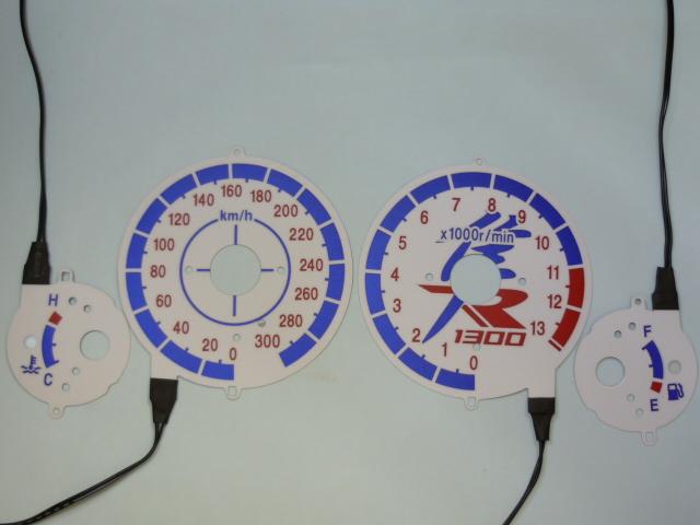 バイク用品 電装系オダックス ODAX ELメーターパネル AS type GSX1300R 01-07OXP-311514-AS 4548664191437取寄品 スーパーセール