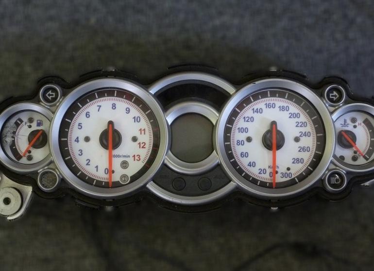 バイク用品 電装系オダックス ODAX ELメーターパネル H9 type GSX1300R ABS 13-15OXP-311526-H9-A 4548916400331取寄品 スーパーセール
