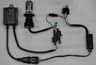 バイク用品 電装系オダックス ODAX HIDキット Lo-H4キセノン Hi-ハロゲン 1灯STLH-H4/2 4548916817887取寄品