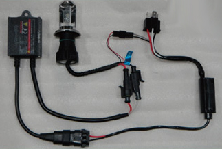 バイク用品 電装系オダックス ODAX HID HB3(9005)タイプ シングルバーナーkitSTLH-HB3 4548916817986取寄品