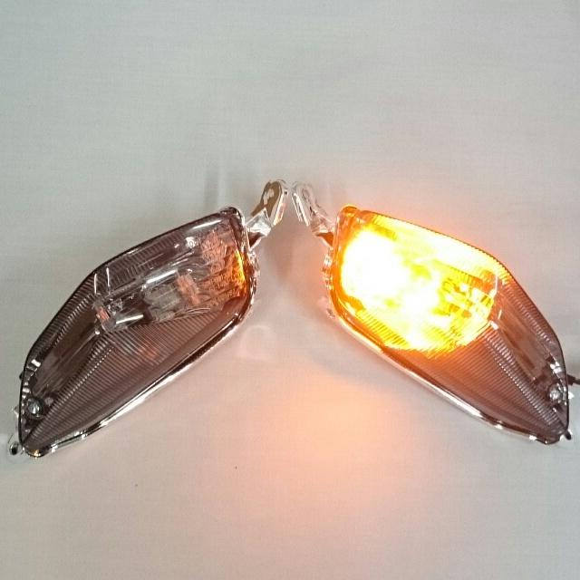 バイク用品 電装系オダックス ODAX LEDウィンカー スモーク LEDバルブ ZX-14R リアJSW-1483-L-S 4589491166595取寄品