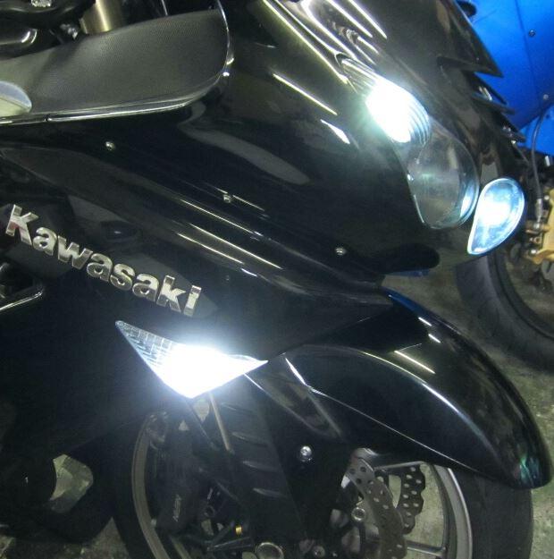 バイク用品 電装系オダックス ODAX ウインカーポジションデイライト WY-S ZX-14R 12-OXS-ZX14008-WY-S 4589491167394取寄品