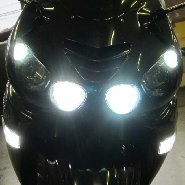 バイク用品 電装系オダックス ODAX デイライトkit フロント ホワイト ORG ZZR1400 08-11OXS-ZX14006-WY 4589491167912取寄品