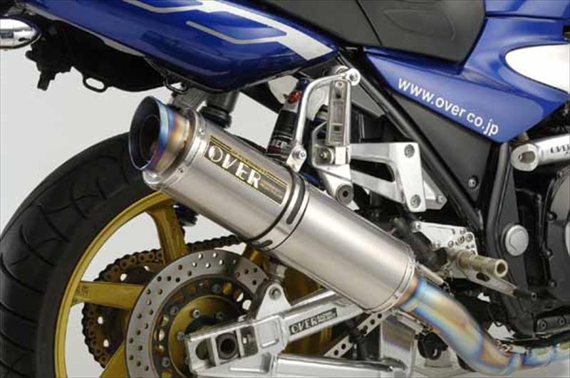 バイク用品 マフラーオーヴァーレーシング OVERRACING GPパフォーマンス フルチタンマフラー XJR1300 -0620-26-TT 4539770086137取寄品 スーパーセール