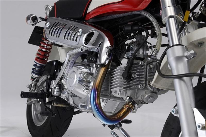信頼 バイク用品 マフラーオーヴァーレーシング セール OVERRACING 手曲チタンアップマフラー OVERRACING バイク用品 MONKEY41302 4539770087547取寄品 セール, おせち専門店 北海道小樽きたいち:c0d829db --- promilahcn.com