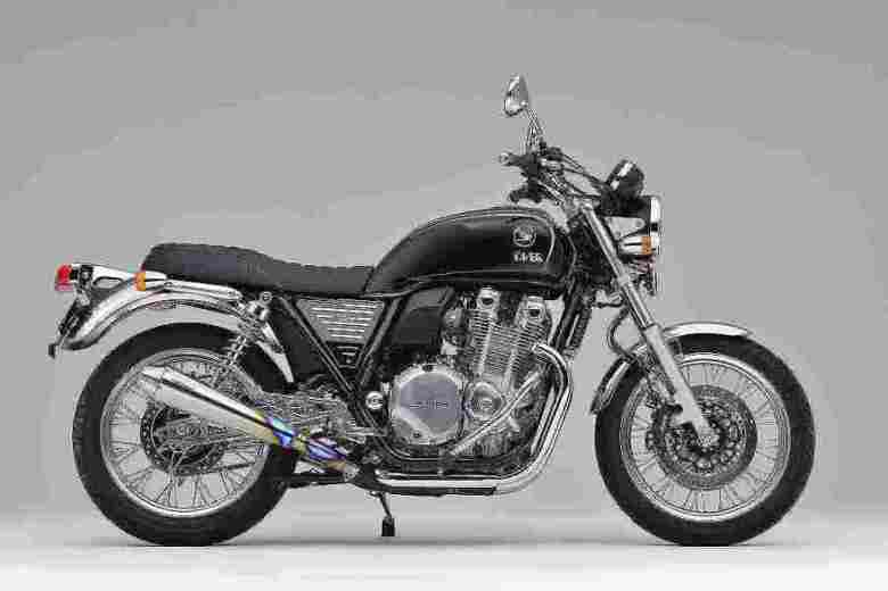 バイク用品 マフラーオーヴァーレーシング OVERRACING SSメガホンマフラー S O CB1100EX 14-1617-181-02 4539770112607取寄品 スーパーセール
