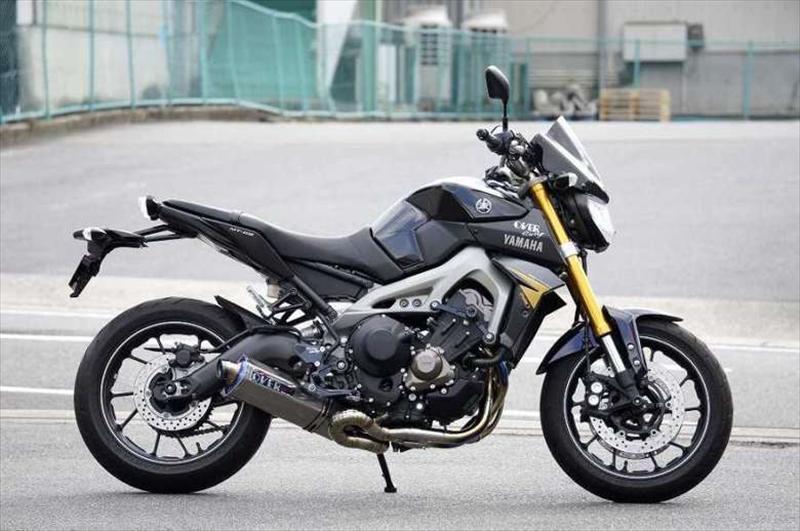 バイク用品 マフラーオーヴァーレーシング OVERRACING TT-Formula フルチタン 3-2-1 MT-09 14-17 XSR90020-45-02 4539770112768取寄品 スーパーセール
