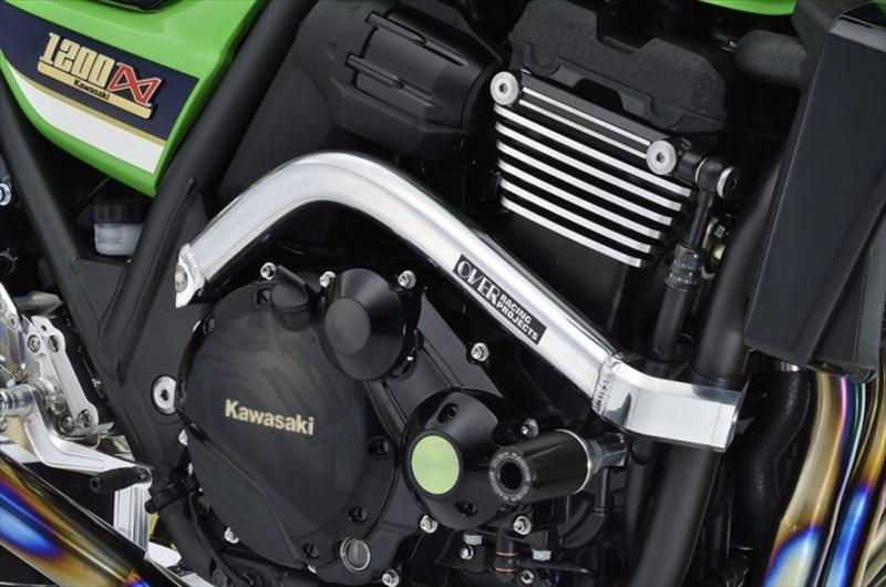 バイク用品 外装オーヴァーレーシング OVERRACING サブフレームキット ZRX1200 DAEG56-811-01 4539770112935取寄品 スーパーセール