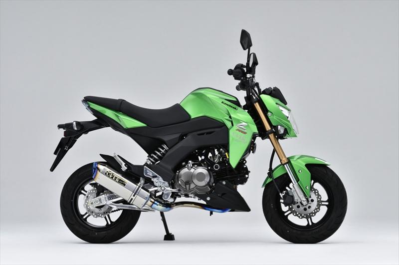 バイク用品 RS フルチタン TT-Formula OVERRACING マフラーオーヴァーレーシング Pro16-65-05 4539770114779取寄品 Z125