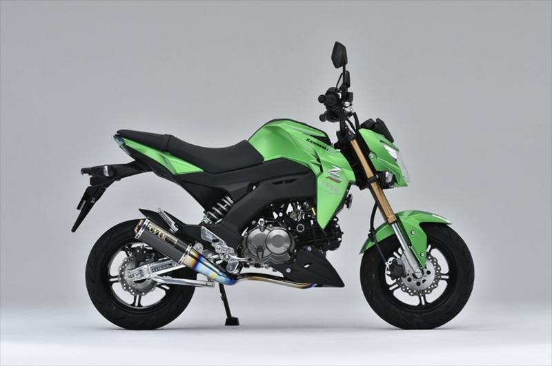 バイク用品 マフラーオーヴァーレーシング OVERRACING GP-PERFORMANCE XL フルチタン Z125-PRO(16-)16-65-06 4539770115028取寄品 スーパーセール