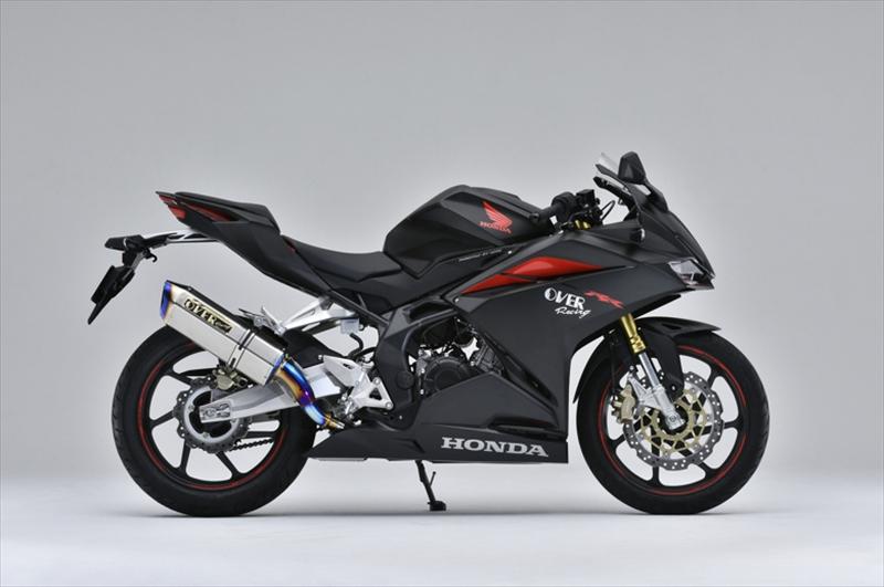 バイク用品 マフラーオーヴァーレーシング OVERRACING TT-Formula RS フルチタン S O CBR250RR42777 4539770116063取寄品 スーパーセール