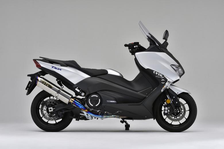 バイク用品 マフラーオーヴァーレーシング OVERRACING TT-Formula RS フルチタン 2-1 T-MAX530 17-16-374-11 4539770116469取寄品 スーパーセール