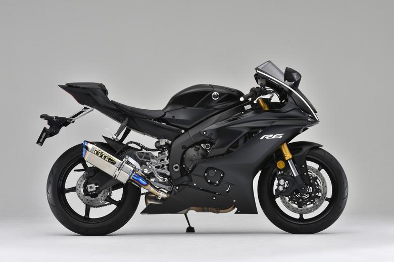 バイク用品 マフラーオーヴァーレーシング OVERRACING TT-Formula RS フルチタン S O YZF-R6 17-10-433-01 4539770116544取寄品 スーパーセール