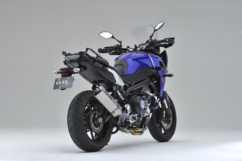 バイク用品 マフラーオーヴァーレーシング OVERRACING TT-Formula フルチタン 3-1 MT-09 TRACER 1725-456-01 4539770116681取寄品 スーパーセール