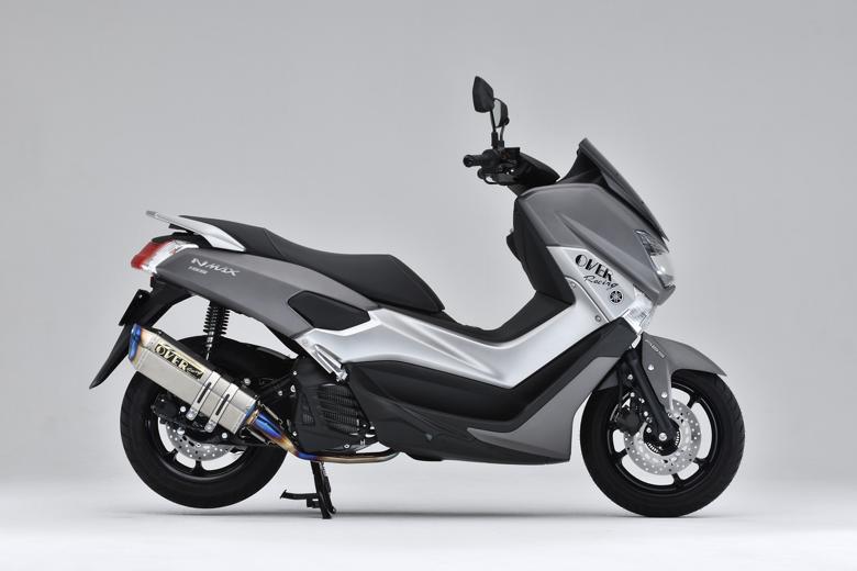 バイク用品 マフラーオーヴァーレーシング OVERRACING TT-Formula RS フルチタン N-MAX155 1716-546-06 4539770116889取寄品 スーパーセール