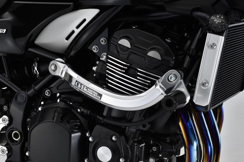 バイク用品 外装オーヴァーレーシング OVERRACING サブフレームキット BLK Z900RS 1856-71-01B 4539770117114取寄品 スーパーセール