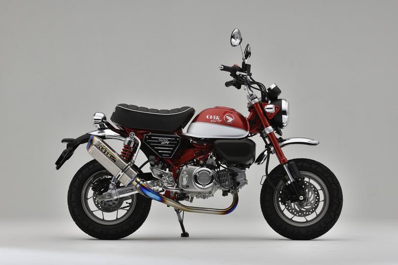 <title>セール品 バイクパーツ モーターサイクル オートバイ バイク用品 マフラーオーヴァーレーシング OVERRACING TT-Formula RS フルチタン MONKEY 12516-012-50 4539770118067取寄品</title>