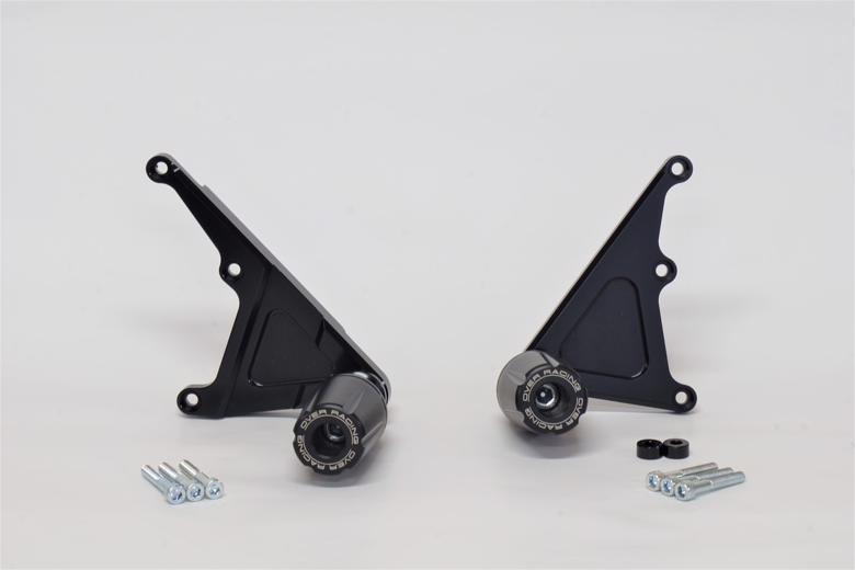 バイク用品 外装オーヴァーレーシング OVERRACING エンジンスライダー BLK MONKEY12559-012-01B 4539770118289取寄品 スーパーセール