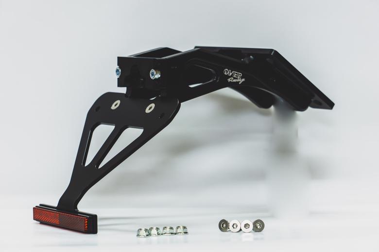 バイク用品 外装オーヴァーレーシング OVERRACING フェンダーレスキット YZF-R25 19- YZF-R3 19-57-351-21 4539770118821取寄品