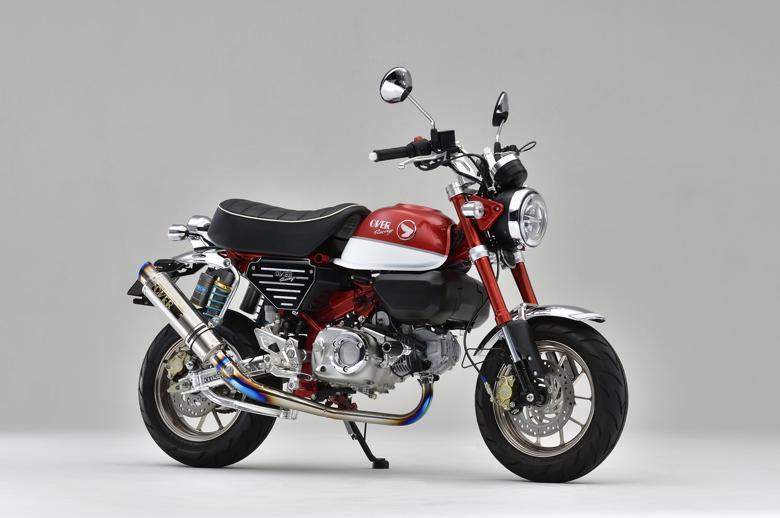 バイク用品 マフラーオーヴァーレーシング OVERRACING GP-PERFORMANCEサウンドアジャスト MONKEY12522-012-25 4539770119156取寄品