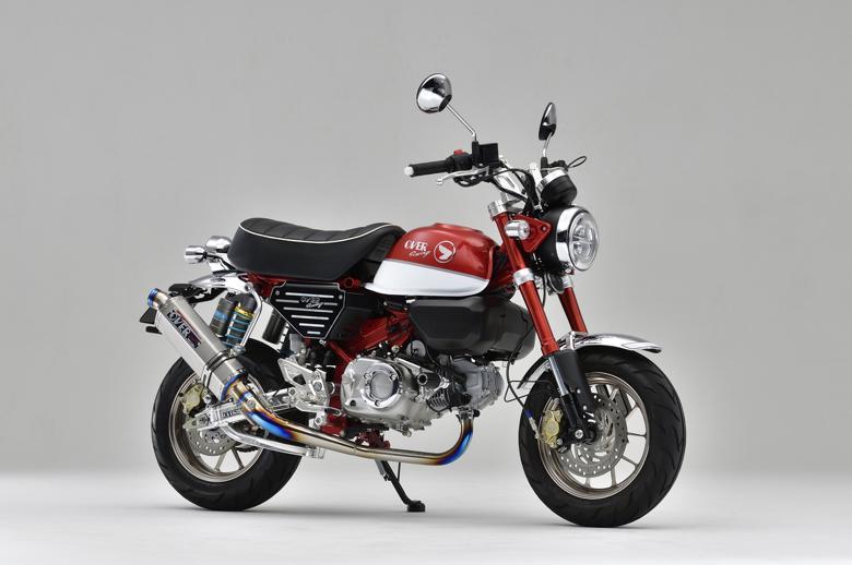 バイク用品 マフラーオーヴァーレーシング OVERRACING TT-Formula サウンドアジャスト MONKEY12522-012-46 4539770119163取寄品 スーパーセール