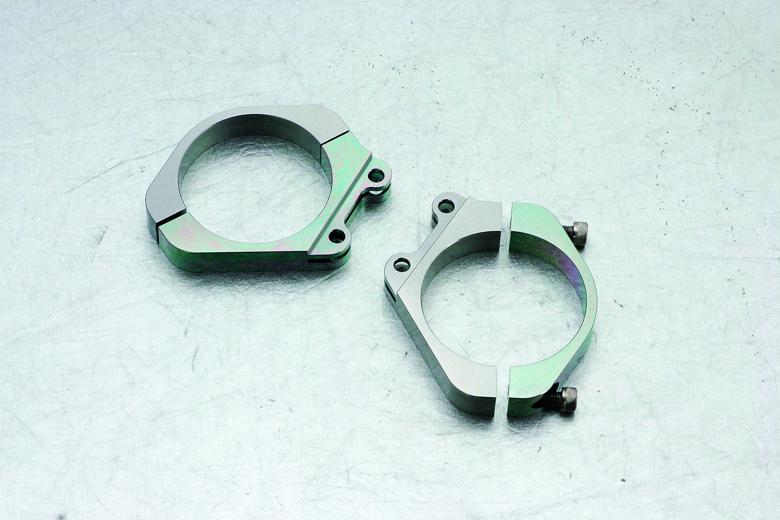 バイク用品 サスペンション ローダウンPLOT プロト フォークブラケット タイプD スタビ(ADJ)リペアPSW-1D 4547424503206取寄品 セール