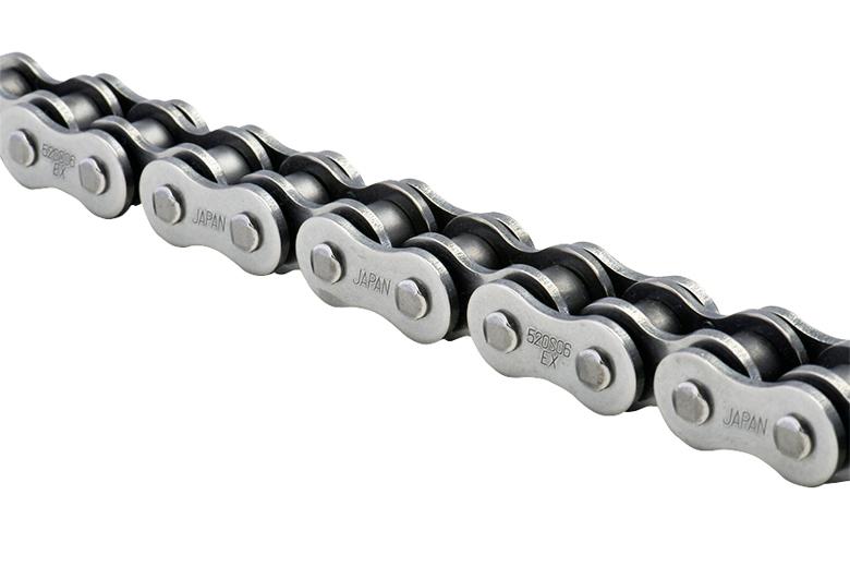 バイク用品 駆動系PLOT プロト PBチェーン2型 520(-600cc)カシメJ 100F(1920L)リールPBC520A-100F 4548916307852取寄品 セール