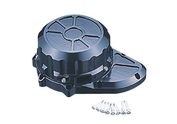 バイク用品 吸気系 エンジンPMC ピーエムシー ビレットジェネレーターカバー ブラック Z1 Z2 Z1000A1 A2 Z750D1 Z1R-172-104 4547567946786取寄品 セール