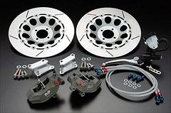 バイク用品 ブレーキ クラッチPMC ピーエムシー 320φフロントブレーキキット 4H STD Z750-1000 Z1R Wディスク タイプB75-422 4547567990864取寄品 セール